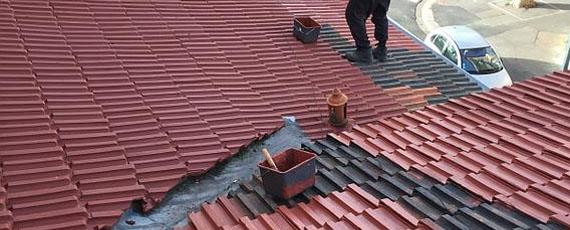 fuite toiture excellent reparation fuite toiture terrasse creteil decore surprenant reparer. Black Bedroom Furniture Sets. Home Design Ideas